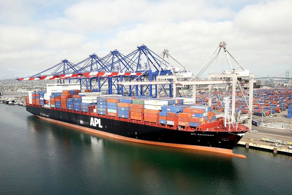 Container-Vessel-USA