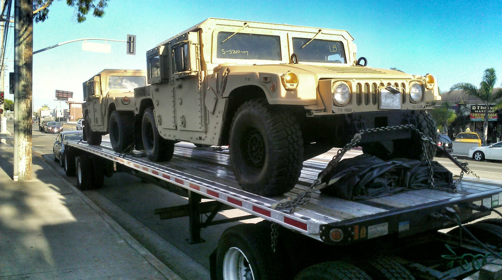 vehicles-hauling