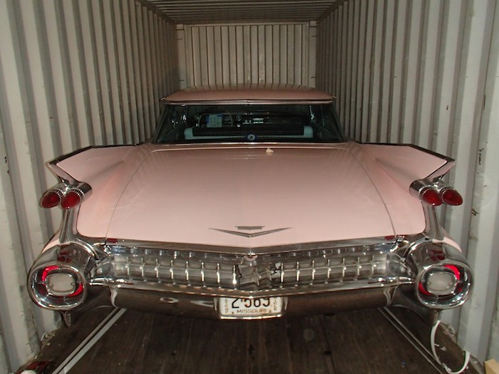 car-loaded-container